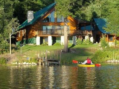 Alger County Single Family Home For Sale: E20604 Adams Tr