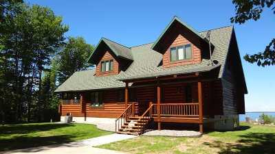 Alger County Single Family Home For Sale: N7875 Sunset Dr