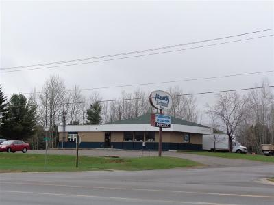 Marquette Commercial For Sale: 6040 S Us41