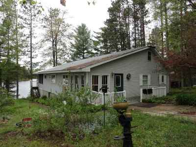 Alger County Single Family Home For Sale: E8911 Lost Lake Rd