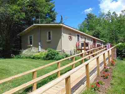 Negaunee Single Family Home Pending w/Contingency: 2245 W Co Rd 565