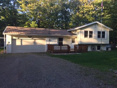 Marquette Single Family Home For Sale: 5866 Co Rd 550