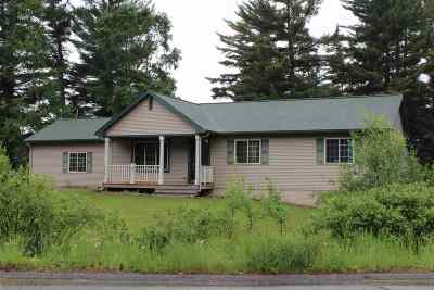 Ishpeming Single Family Home For Sale: 1695 Ellsworth