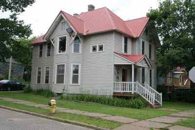 Ishpeming Multi Family Home For Sale: 303 Maple
