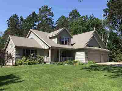 Marquette Single Family Home Pending w/Contingency: 112 Chocolay River