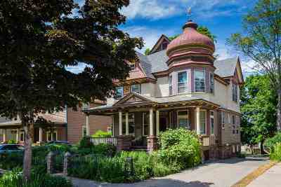 Marquette Single Family Home For Sale: 114 W Hewitt Ave