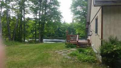 Marquette Single Family Home For Sale: 2070 Gold Mine Aux