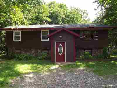Negaunee Single Family Home Pending w/Contingency: 36 Horseshoe Lake