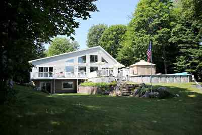 Munising Single Family Home For Sale: N3894 Hayward Rd