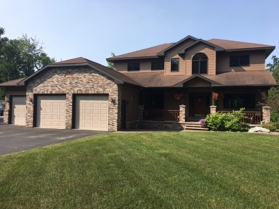 Marquette Single Family Home For Sale: 110 Wintergreen