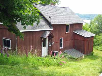 Munising Single Family Home Pending w/Contingency: 1509 Bullivant