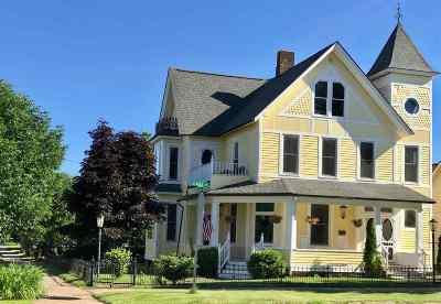 Negaunee Single Family Home Pending w/Contingency: 224 E Case