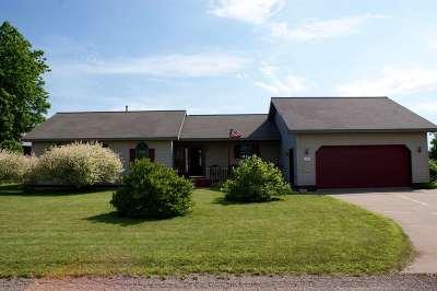 Negaunee Single Family Home Pending w/Contingency: 735 Everett
