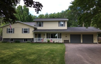 Marquette MI Single Family Home For Sale: $245,000