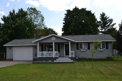 Gwinn Single Family Home For Sale: 445 W Adams