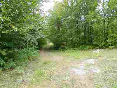 Marquette Residential Lots & Land Pending w/Contingency: 40 Acres Co Rd 510 #Parcel E