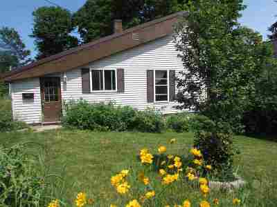 Munising Single Family Home For Sale: 212 W Jewell