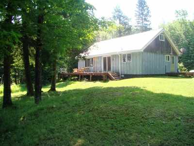 Michigamme Single Family Home For Sale: 554 -556 Red Rd