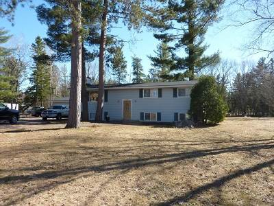 Gwinn Single Family Home For Sale: 215 W Flint