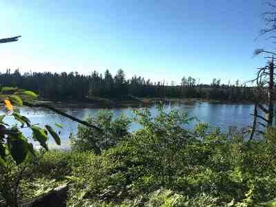 Gwinn Residential Lots & Land For Sale: Stump Lake