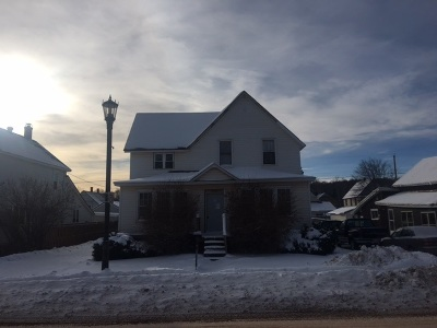 Ishpeming Single Family Home For Sale: 343 W Division