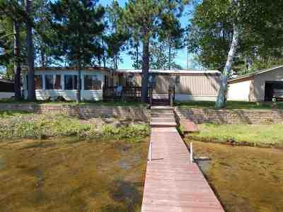 Gwinn Single Family Home For Sale: 1059 E Bianchi