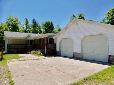 Gwinn Single Family Home Pending w/Contingency: 156 Miller