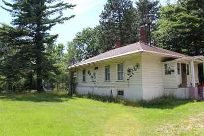 Negaunee MI Single Family Home For Sale: $229,900