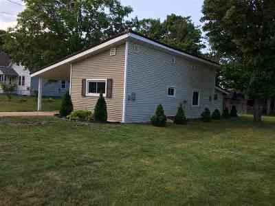 Marquette Single Family Home For Sale: 2243 Moran