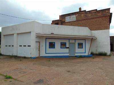Negaunee Commercial For Sale: 207 Silver St