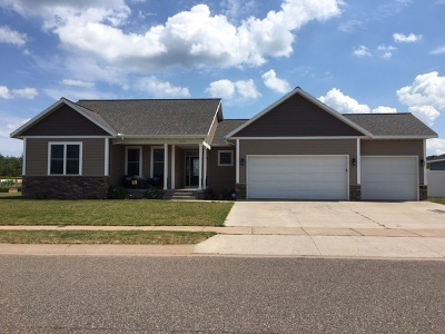 Negaunee Single Family Home For Sale: 869 Camelot