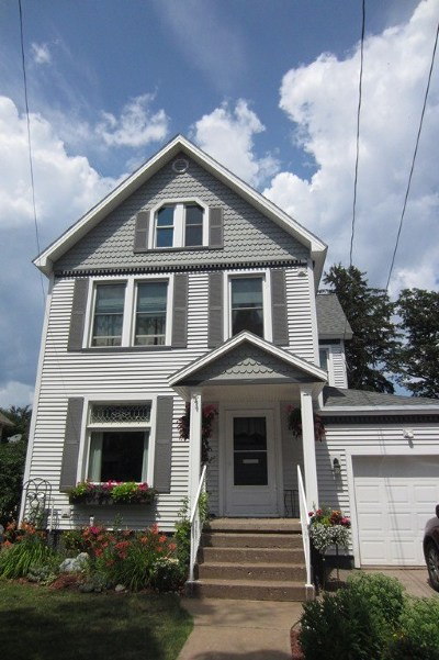 Marquette MI Single Family Home Pending w/Contingency: $329,500