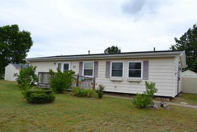 Gwinn Single Family Home For Sale: 103 Caribou