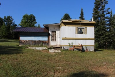 Marquette County Single Family Home For Sale: 1859 Co Rd Sz