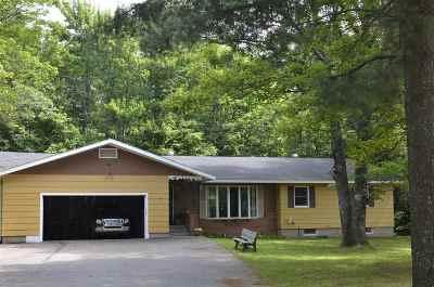Negaunee Single Family Home Pending w/Contingency: 18 Horseshoe Lake