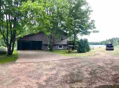 Gwinn Single Family Home For Sale: 1006 E Bass Lake Ln