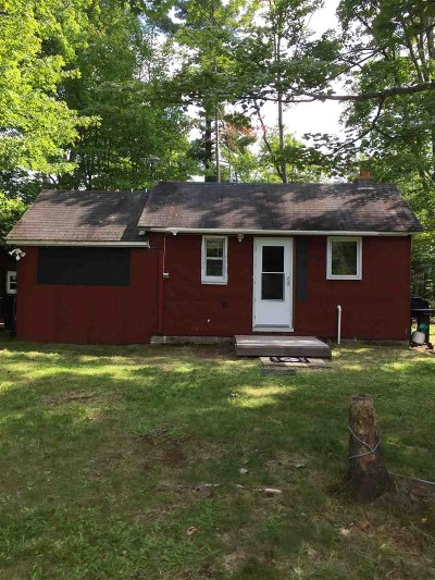 Marquette County Single Family Home For Sale: 1550 N Pohlman