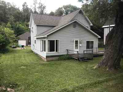 Ishpeming Single Family Home Pending w/Contingency: 241 Davis