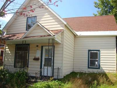 Negaunee Single Family Home For Sale: 435 Cherry St
