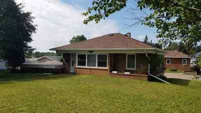Ishpeming Single Family Home For Sale: 871 Juniper