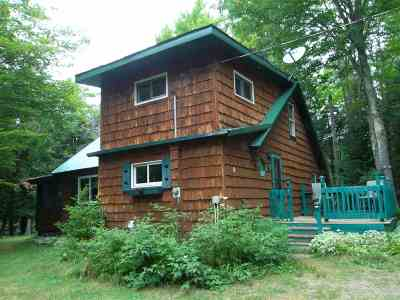 Alger County Single Family Home Pending w/Contingency: E1426 Johnson