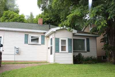 Marquette Single Family Home For Sale: 848 W Bluff