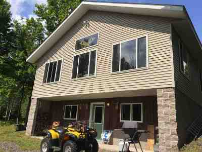 Marquette County Single Family Home For Sale: 16582 Gold Rd #Lots 6 &