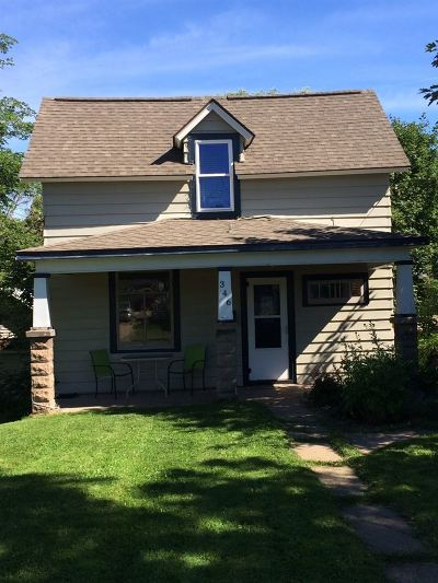 Marquette Single Family Home Pending w/Contingency: 346 Blemhuber