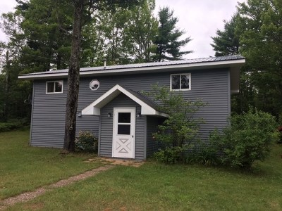 Negaunee Single Family Home Pending w/Contingency: 2896 Co Rd 565