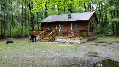 Munising Single Family Home For Sale: N2630 Toms