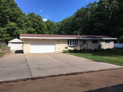Marquette Single Family Home Pending w/Contingency: 2422 Huron