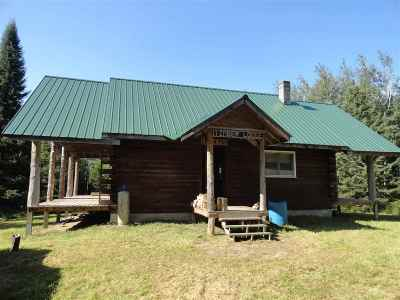 Marquette County Single Family Home For Sale: 40 Acres Ross Grade