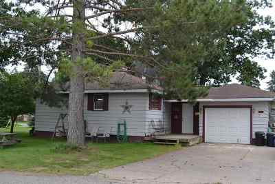 Ishpeming Single Family Home Pending w/Contingency: 607 N Seventh