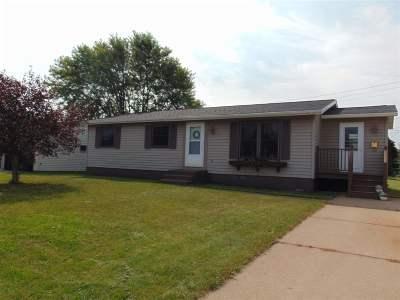 Negaunee Single Family Home For Sale: 708 Everett St